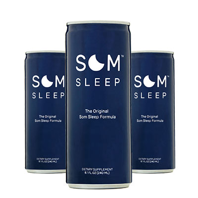 3 Cans of SOM Sleep
