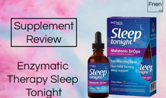Enzymatic Therapy Sleep Tonight Review