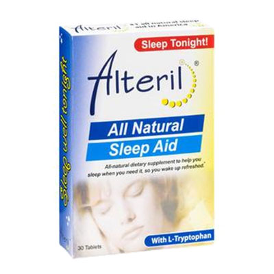 Alteril Sleep Aid Design