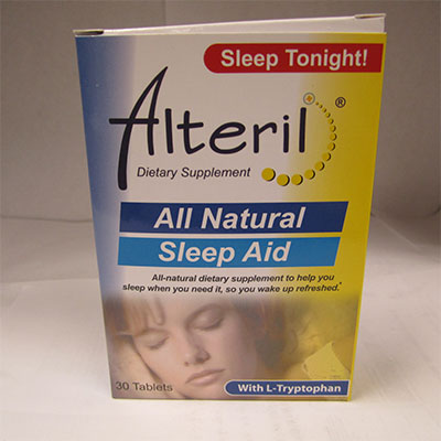 Ateril Sleep Aid Box