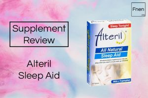 Alteril Sleep Aid Review