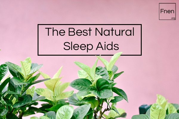 Fnen.org's Best Sleep Aids (Natural)