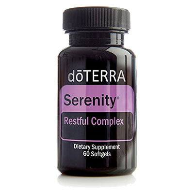 doTERRA Serenity Bottle