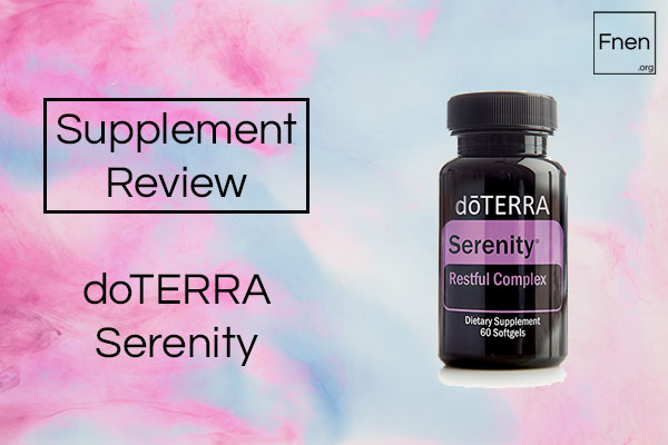 doTERRA Serenity Review