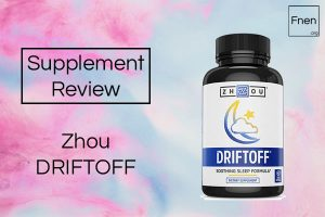 Driftoff Premium Sleep Aid Review