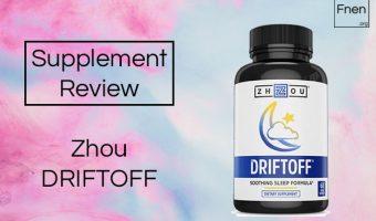 Driftoff Premium Sleep Aid Review