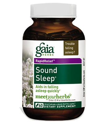 Gaia Sound Sleep Bottle