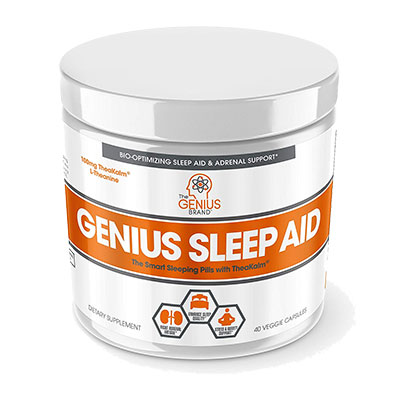 Genius Sleep Aid Tub