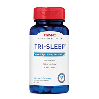 GNC TRI-SLEEP Bottle