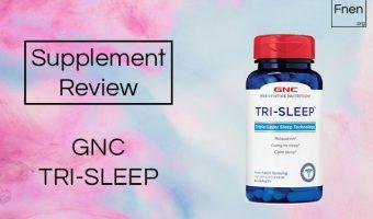 GNC TRI-SLEEP Review