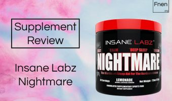 Insane Labz Nightmare Review