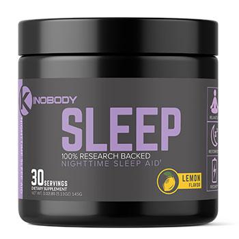 Sleep (by Kinobody)