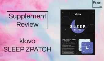 Klova Sleep Patch Review