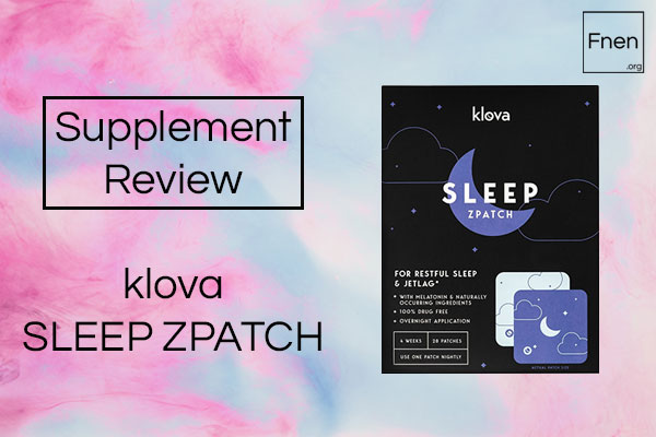 Klova Sleep Patch Review