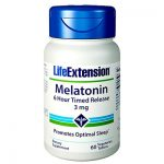 1 bottle of Life Extension Melatonin