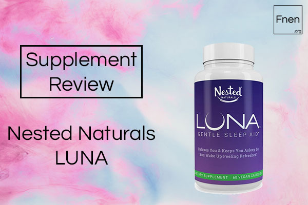 Luna Sleep Aid Review