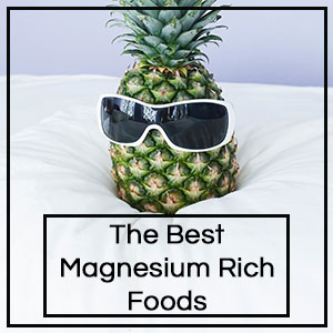 Magnesium Rich Foods Article Link