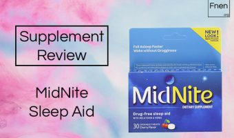 MidNite Sleep Aid Review