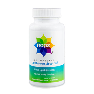 Napz Sleep Aid Bottle
