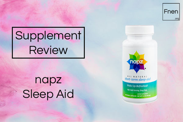 Napz Sleep Aid Review