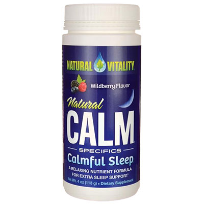 Natural Calmful Sleep Bottle