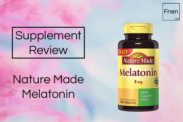 Nature Made Melatonin Review