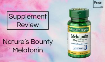 Nature's Bounty Melatonin Review