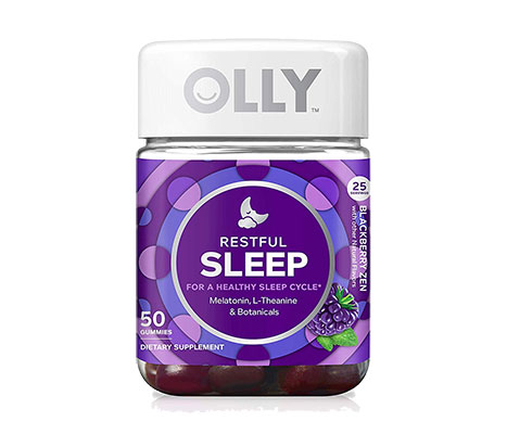 Olly Restful Sleep Bottle