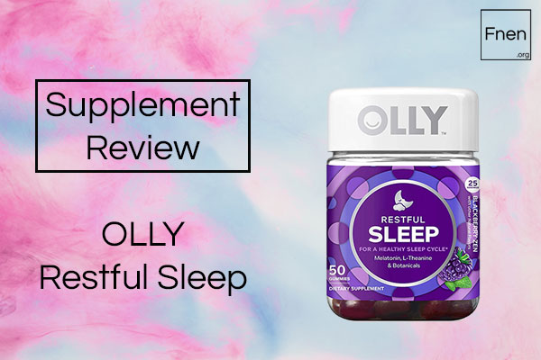 OLLY Restful Sleep Review