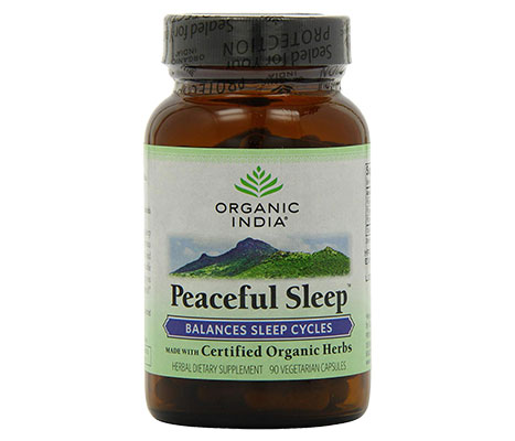 Peaceful Sleep (by Organic India)