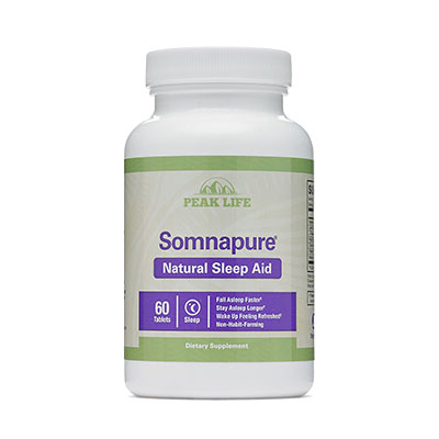 Somnapure bottle