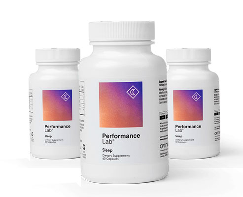 3 Bottles of Performance Lab Sleep