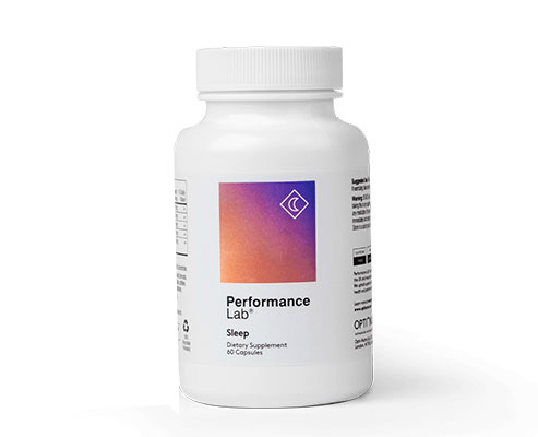 One Bottle of Performance Lab Sleep