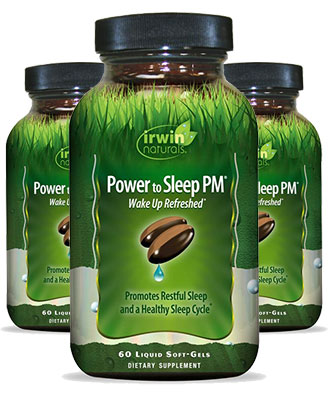 3 Bottles of Power to Sleep PM