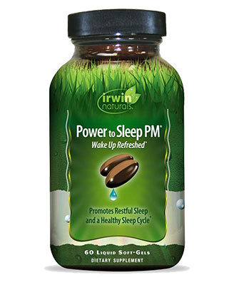 Power to Sleep PM (by Irwin Naturals)