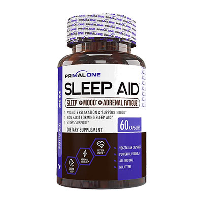 Sleep Aid (by PRIMAL ONE)