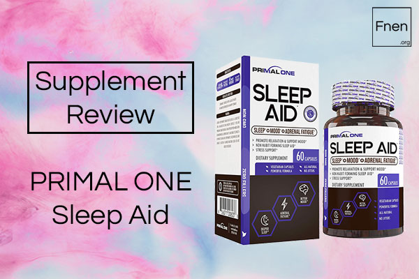 Primal One Sleep Aid Review