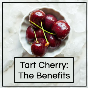 Link to Tart Cherry Benefits article
