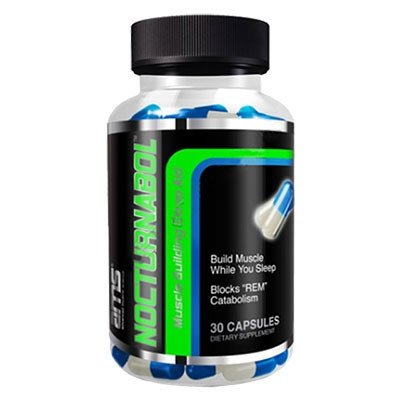 Advanced Muscle Science Nocturnabol Bottle