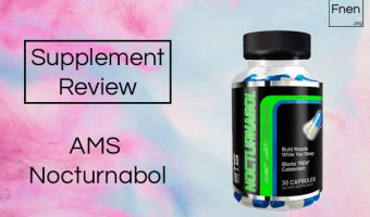 Advanced Muscle Science Nocturnabol Review