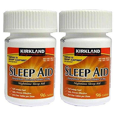 Kirkland Sleep Aid Review